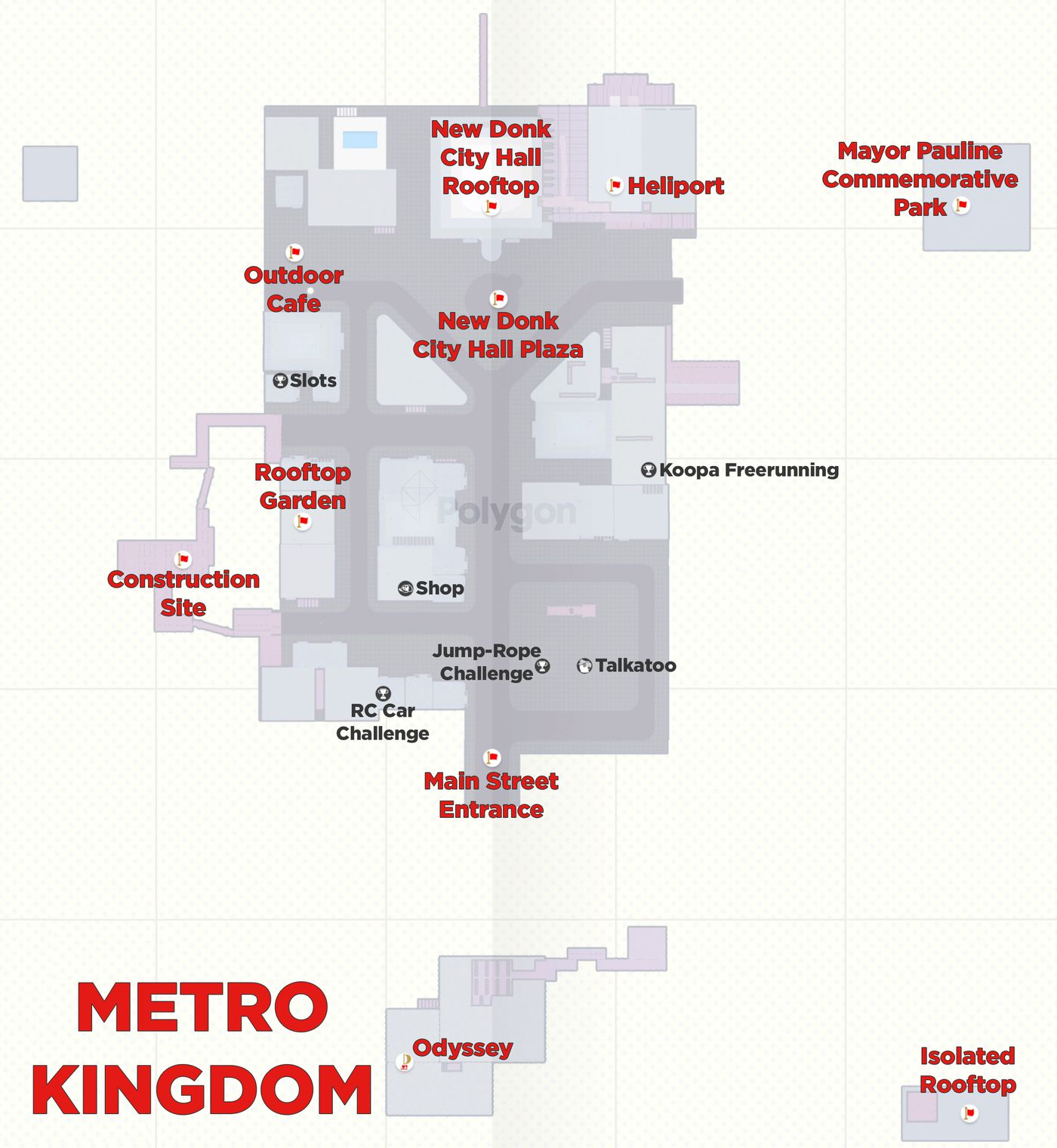 New York Subway Map Hide Head.Super Mario Odyssey Guide Metro Kingdom All Power Moon Locations