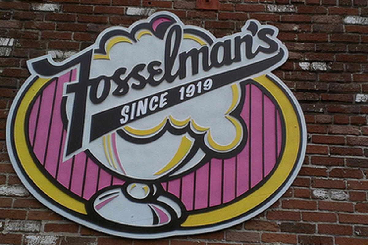 Fosselman's Ice Cream, Alhambra.