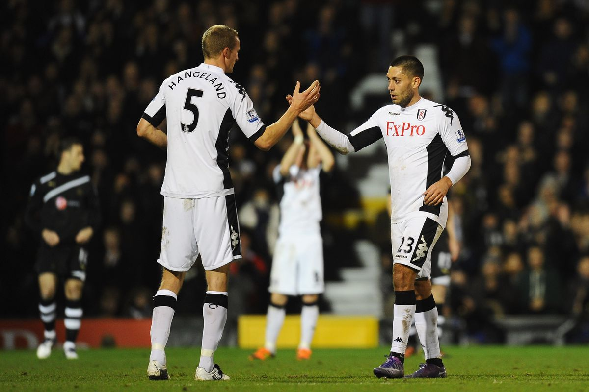 Fulham v Newcastle United - Premier League
