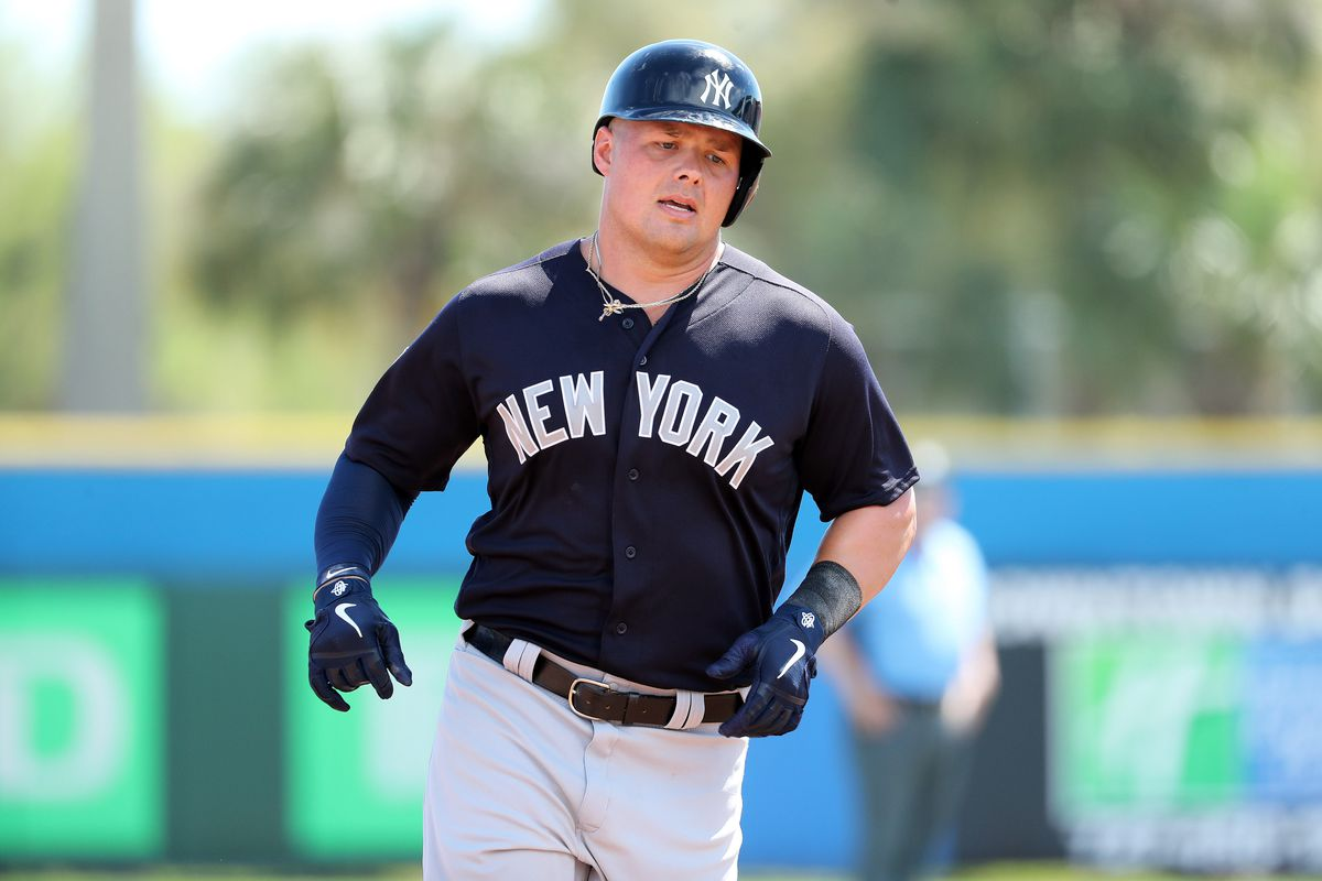 d7c4e4701 One way the Yankees can keep Luke Voit and Greg Bird in the lineup ...