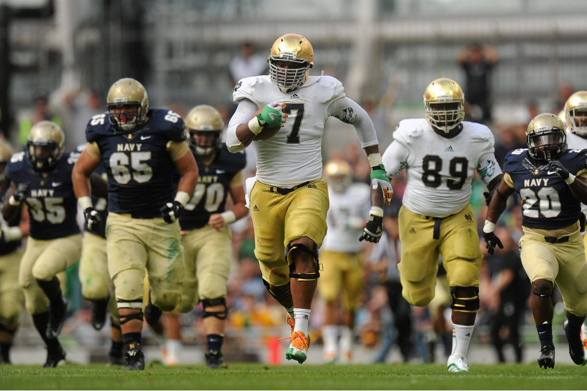 Decision for Notre Dame and Navy in Ireland is expected by ...