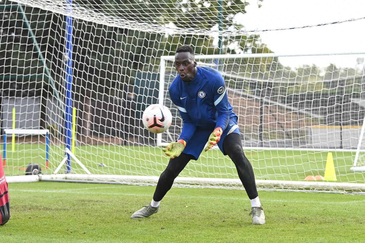 Chelsea have been 'closely tracking' new goalkeeper Mendy for three years -  We Ain't Got No History