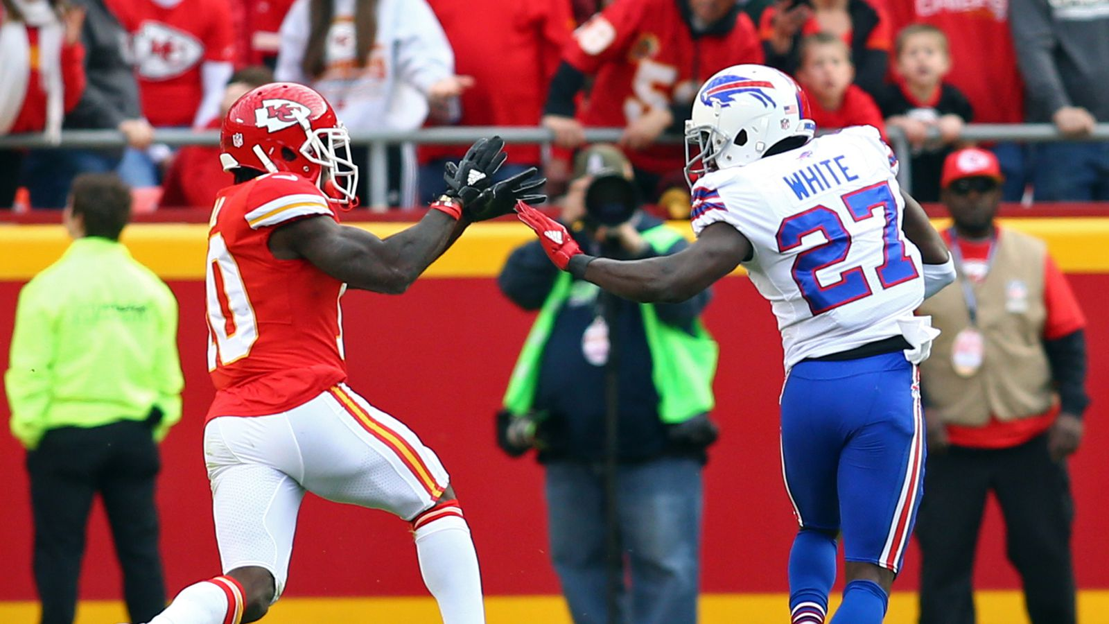 Bills have second-best record in AFC
