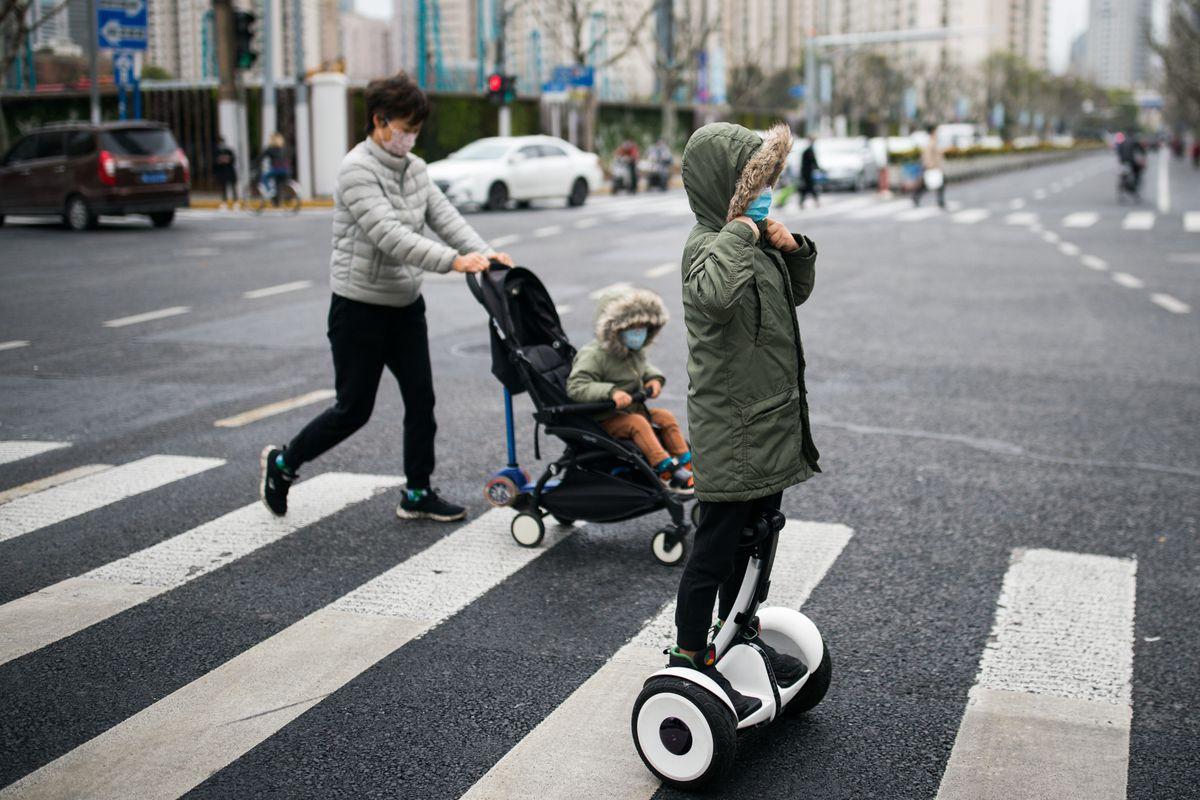 Daily Life In Shanghai Amid Coronavirus