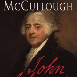 """The Persian Pickle Club recommended """"John Adams"""" by David McCullough."""