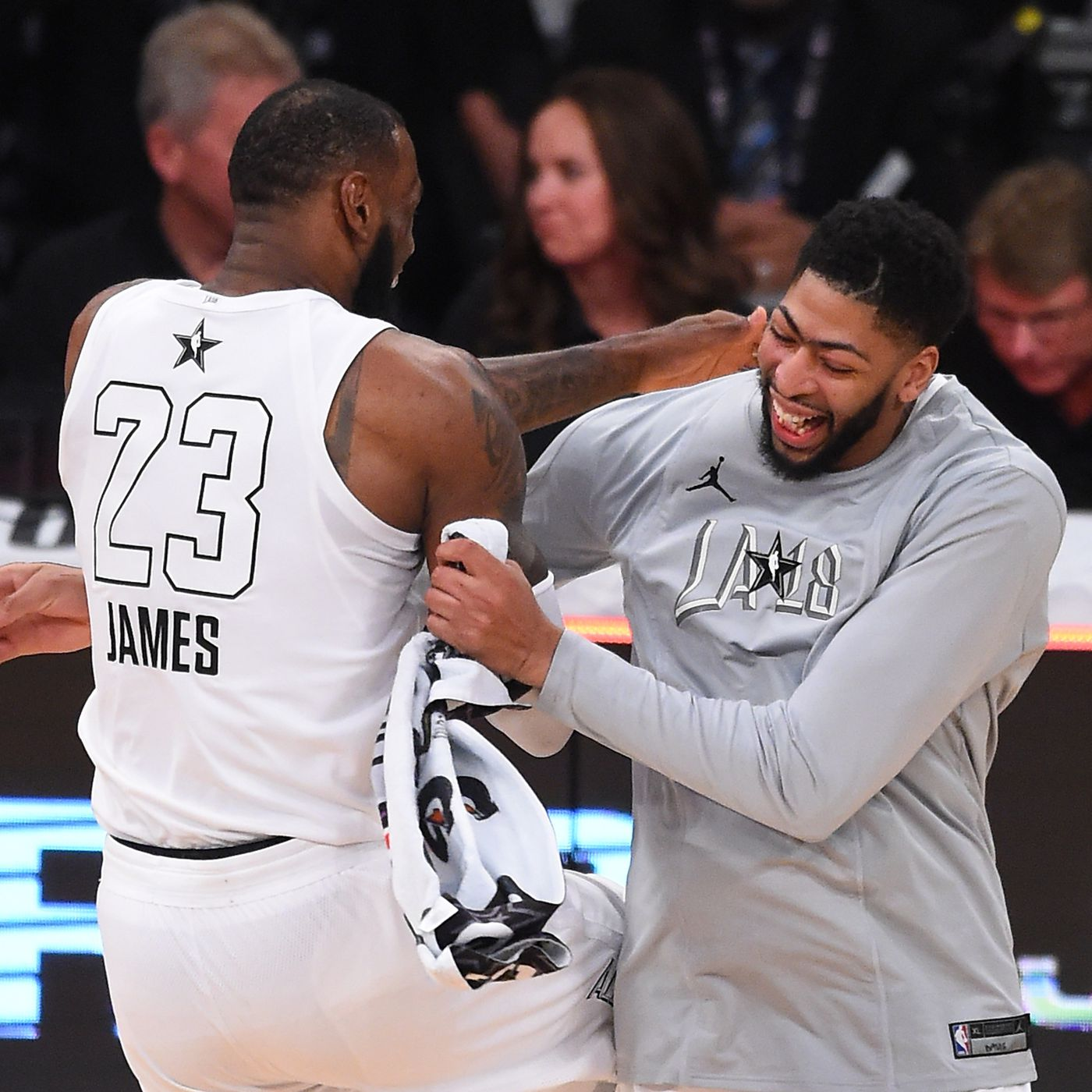 a3d767da7c2 LeBron James should consider Anthony Davis and New Orleans Pelicans as  possible avenue of beating Kevin Durant and Golden State Warriors