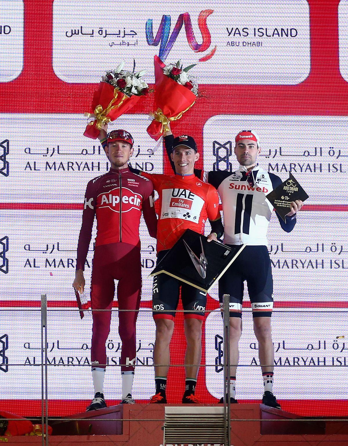 3rd Abu Dhabi Tour 2017 - Stage Four