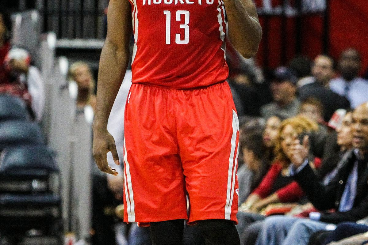 It will be harden to stop James Harden...geti it??
