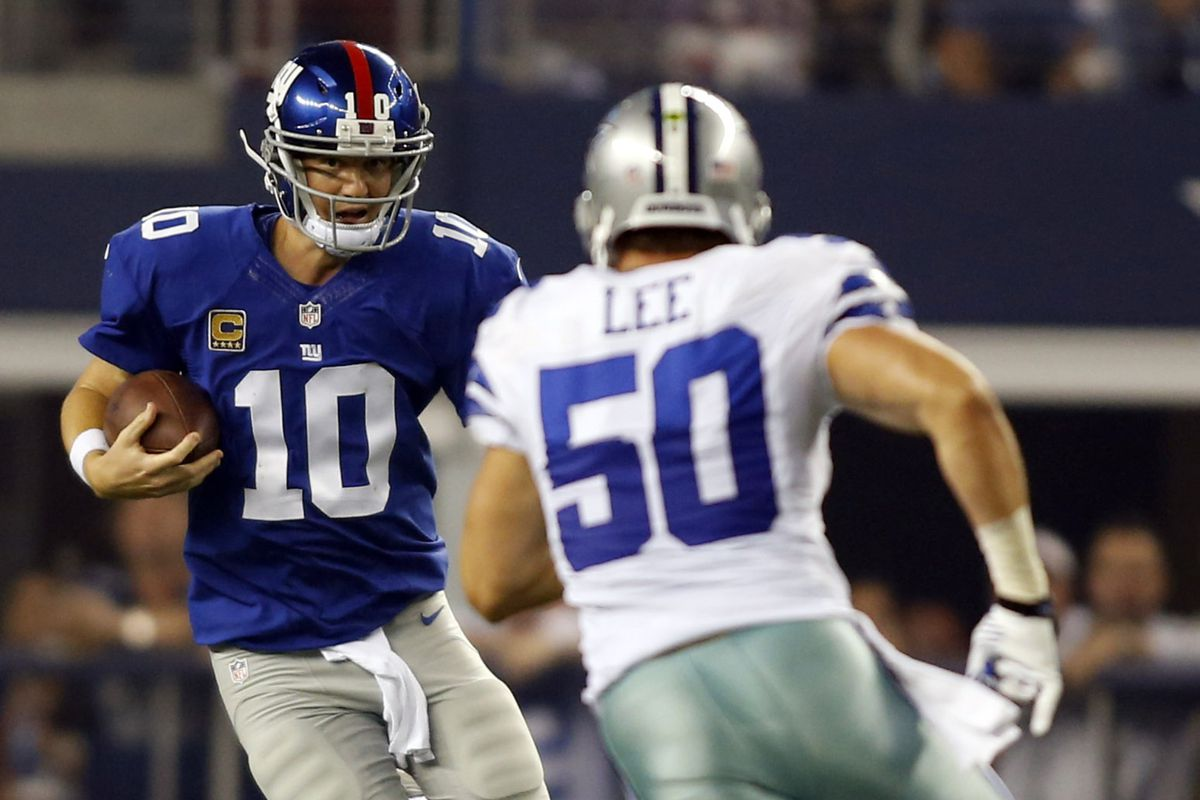 How long will fans have to wait to see Sean Lee in action?
