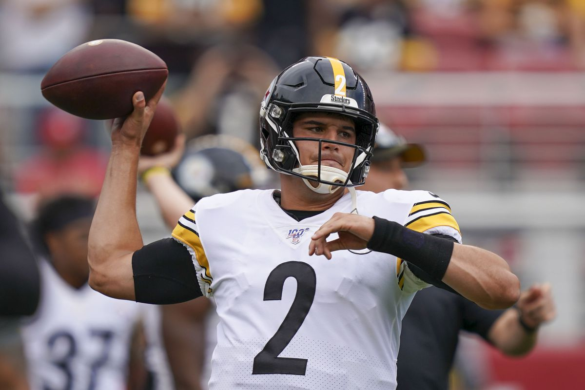 The Steelers Failure To Support Mason Rudolph Leads To Loss