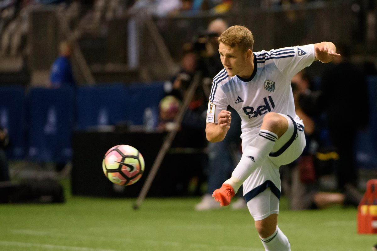 MLS: CONCACAF Champions League-Central FC at Vancouver Whitecaps FC