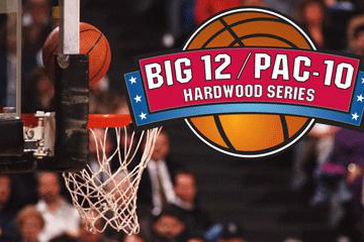 The Big XII claimed their first Big 12 Pac 10 Hardwood Series championship.