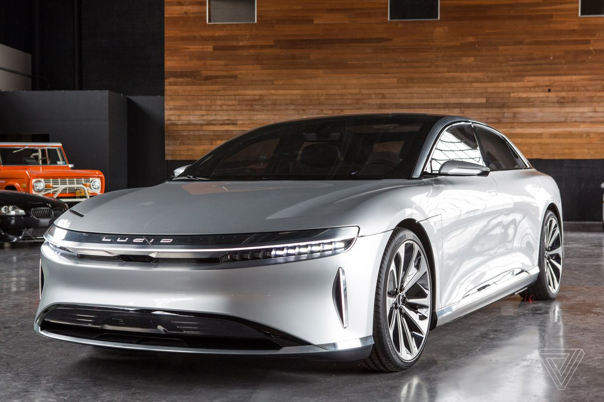 Tesla challenger Lucid Motors also in talks with Saudi