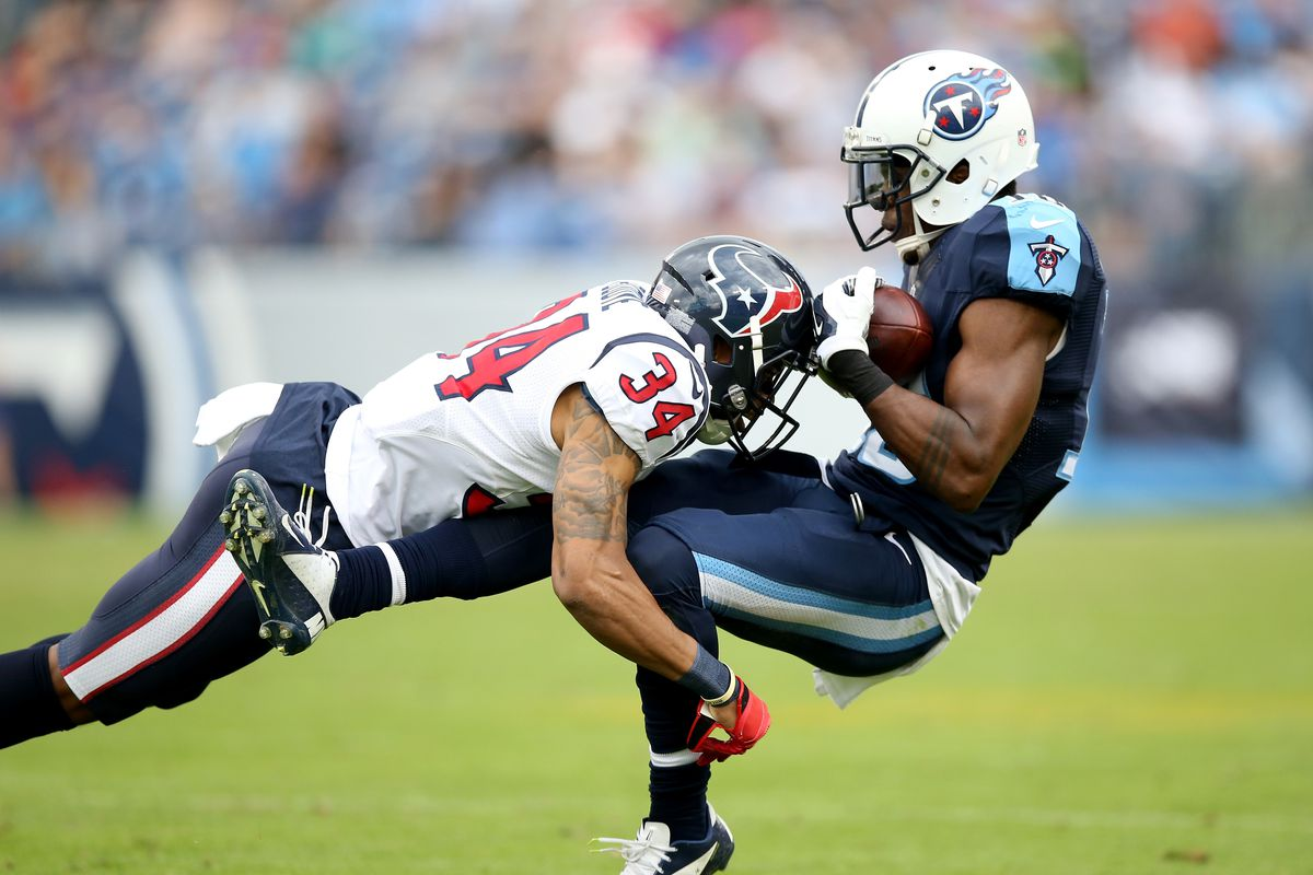 Titans free agency rumors AJ Bouye expected to stay in AFC South