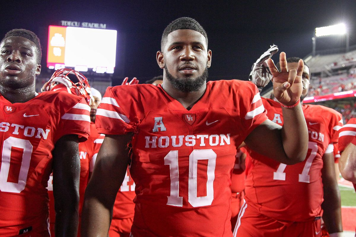 NCAA Football: Rice at Houston