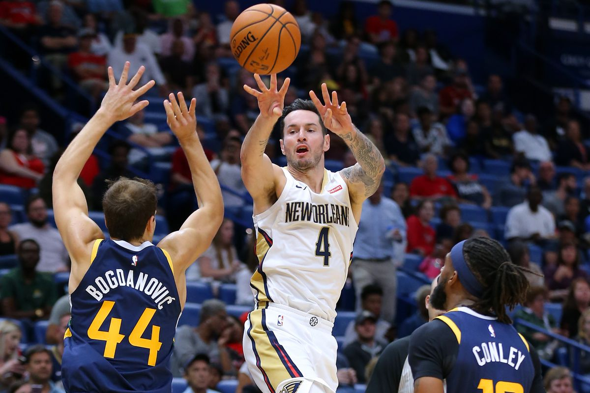 Pelicans at Knicks preseason finale: JJ Redick moves into starting lineup, replacing injured Zion Williamson