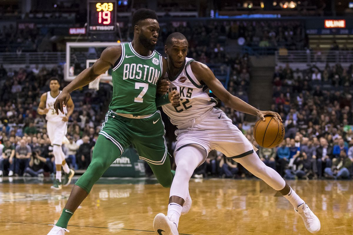 The Read   React  what did the Celtics learn in a possible playoff preview  in Milwaukee 7b5d88833