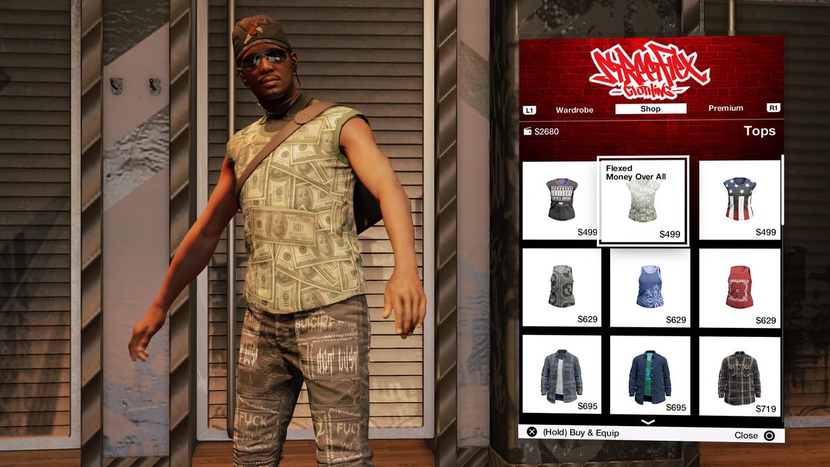 Watch Dogs 2 S Fashion Atrocities Crocs Tiny Bags And A Hat Made