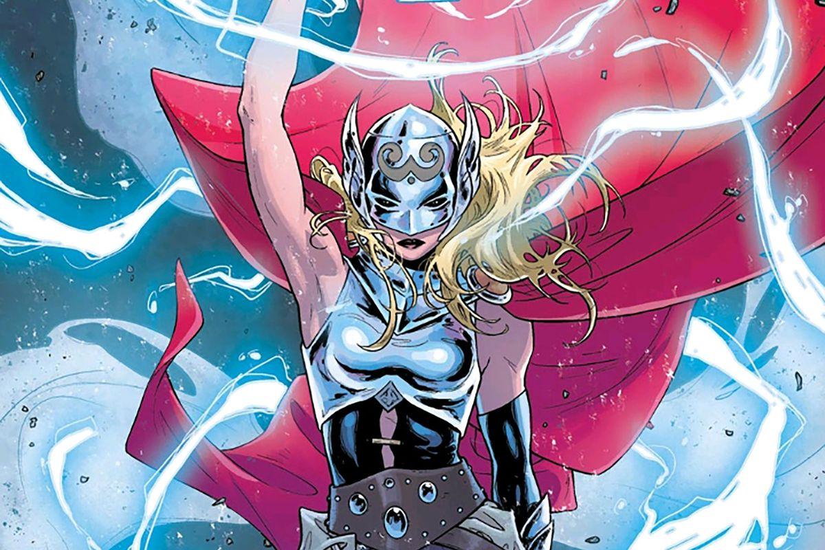 thor jane foster by jason aaron