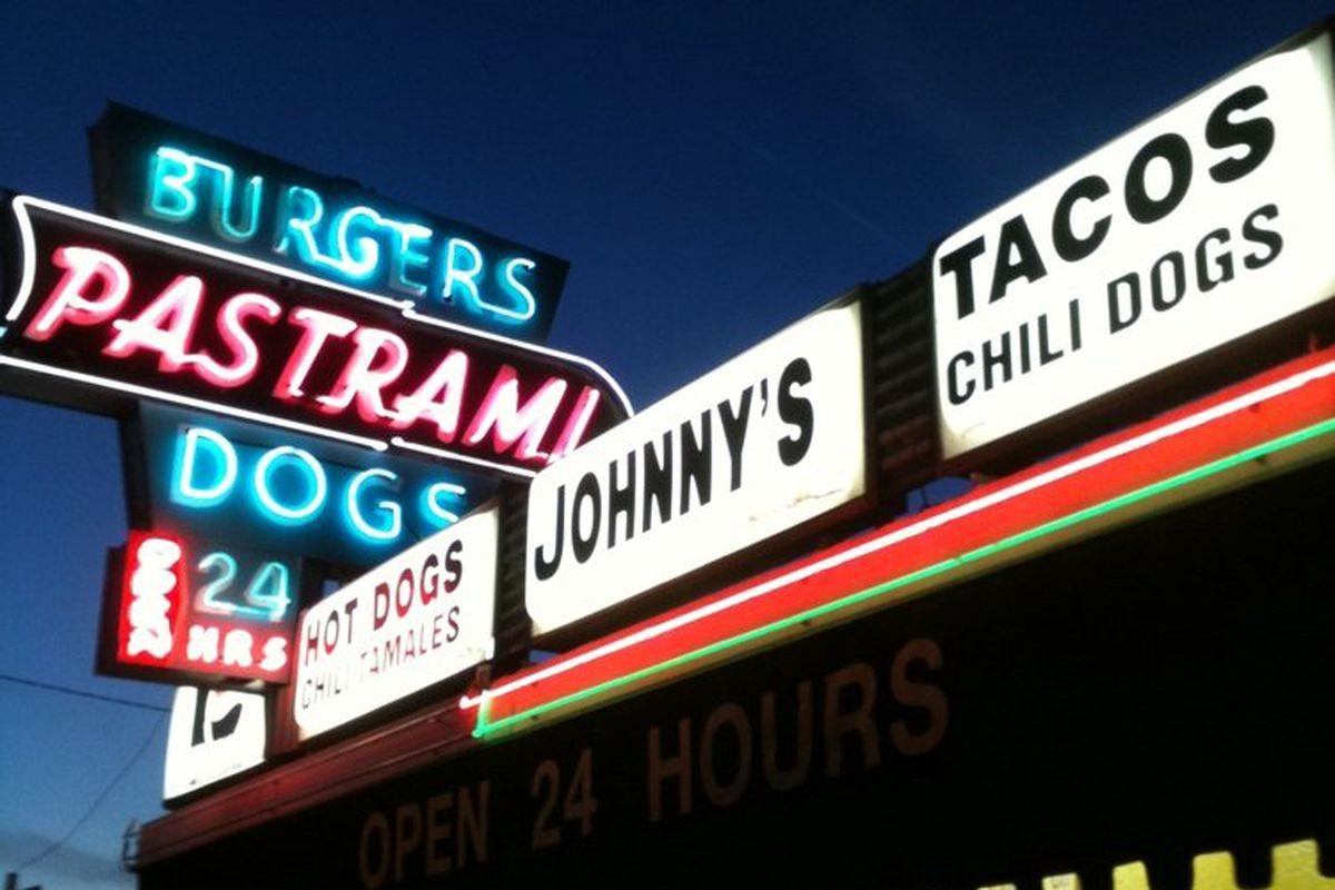 Johnny's Pastrami, Adams