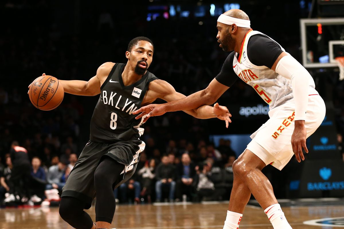 52cd5233f283 Atlanta Hawks wholly unable to generate stops in loss to Brooklyn ...