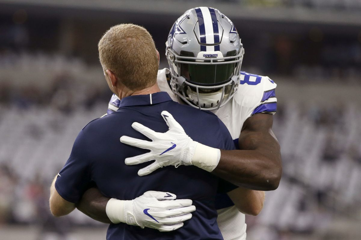 There Appears To Be A Division Among The Cowboys Staff