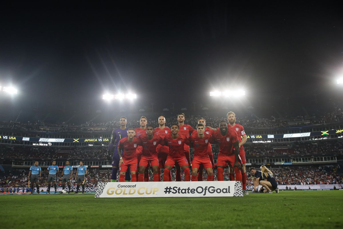 Jamaica v United States of America: Semifinals - 2019 CONCACAF Gold Cup