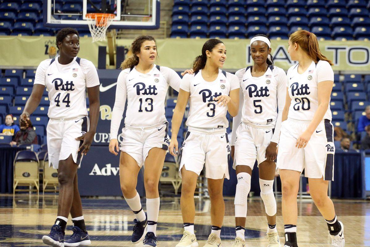 NCAA Womens Basketball: Notre Dame at Pittsburgh