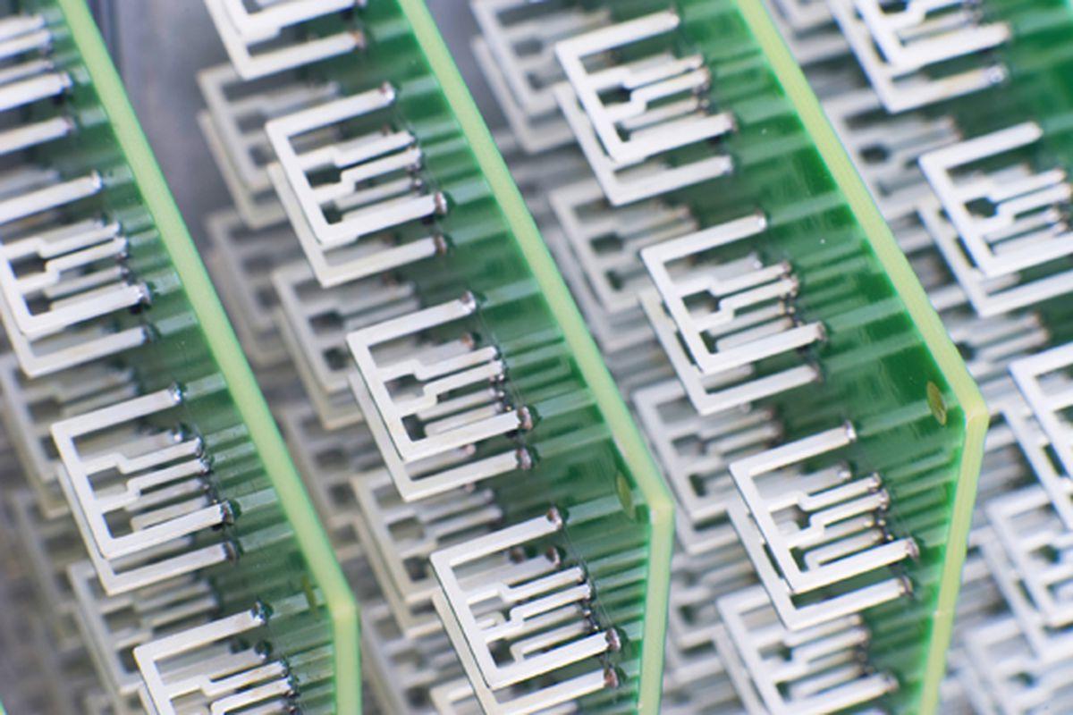 Aereo antennas