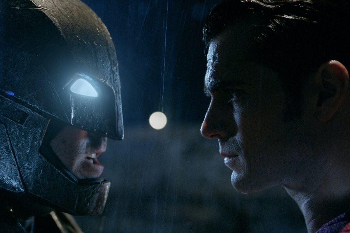 Batman v Superman.