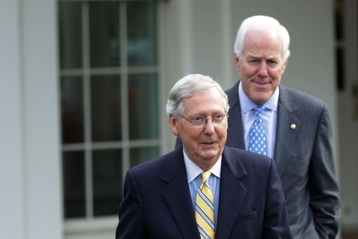 President Trump Invites All GOP Senators To White House For Health Care Bill Discussion