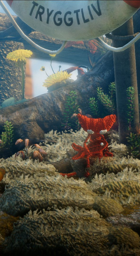 unravel review screen 2 tall