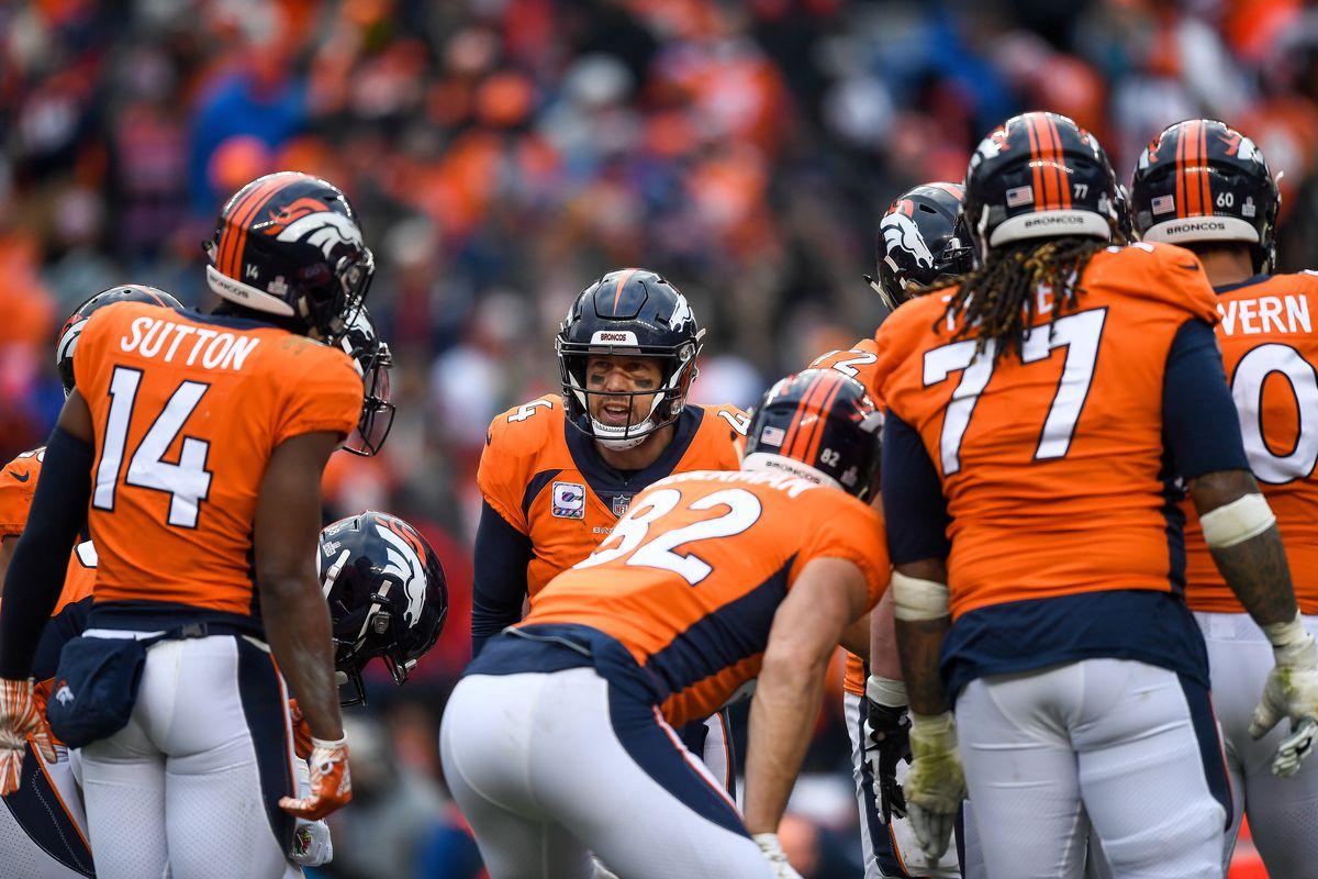Thursday Night Football Broncos Vs Cardinals Game Time Tv