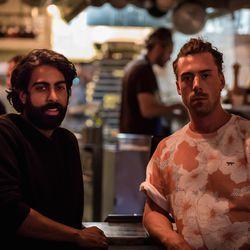 Le Fantôme co-owners Kabir Kapoor and Jason Morris