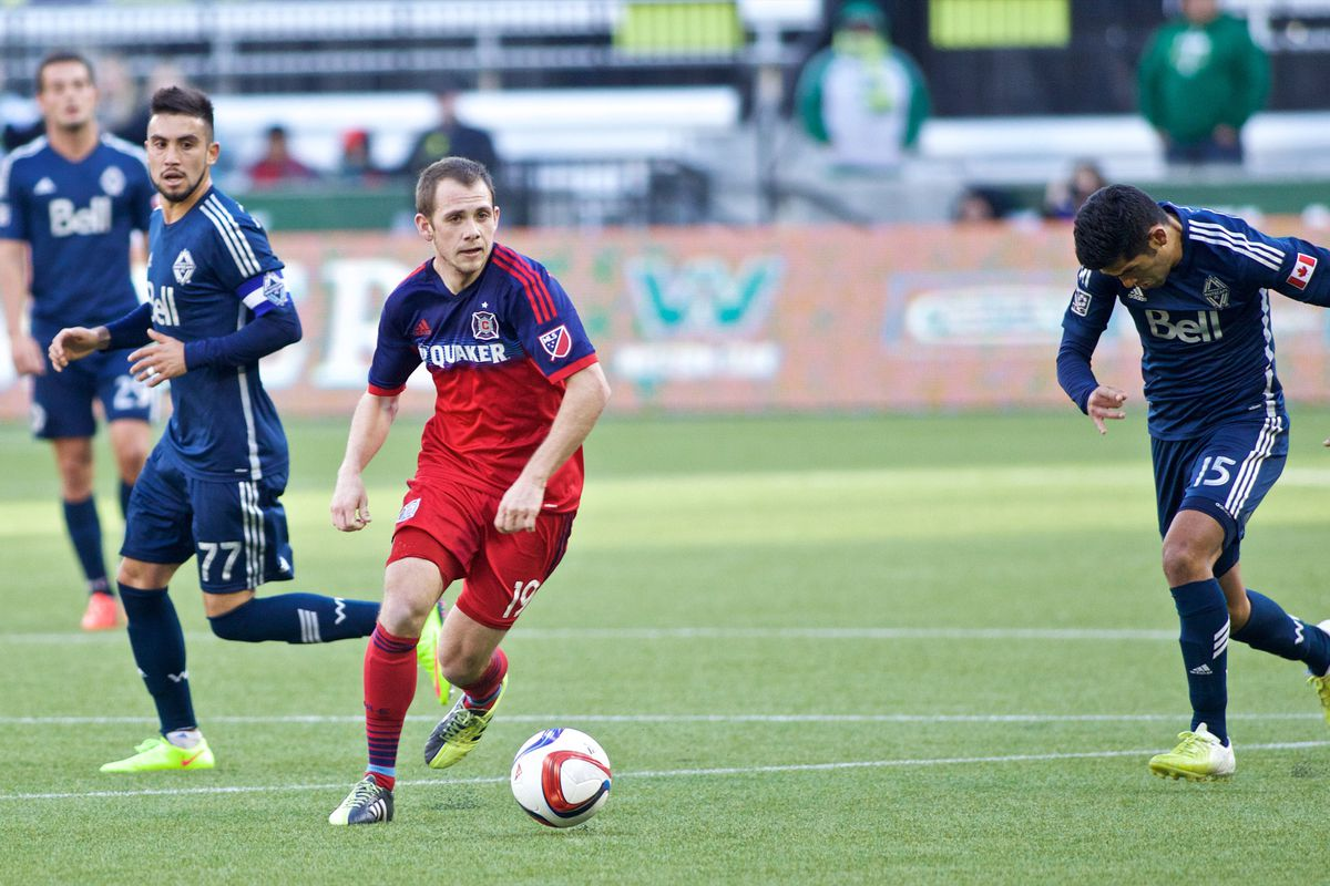Harry Shipp and the rest of the player representatives struck a deal with the MLS owners to start the season on time.