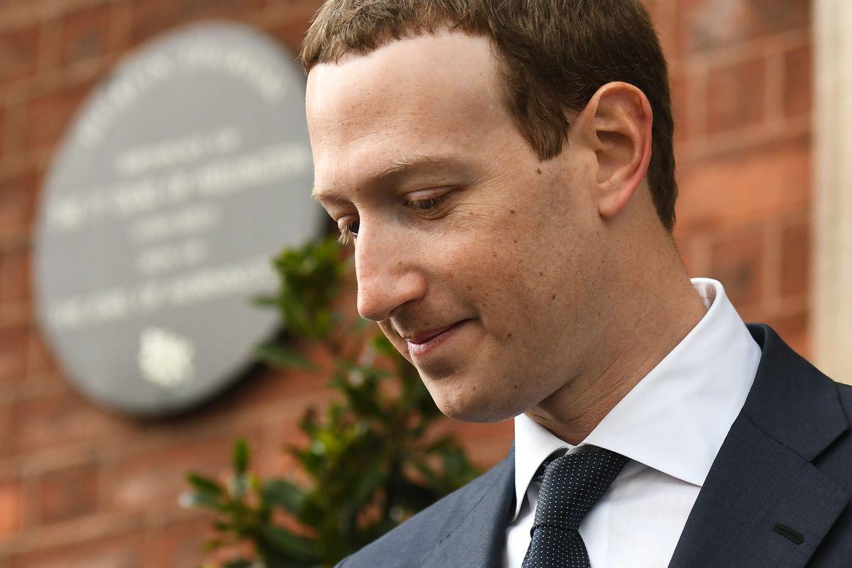 Mark Zuckerberg Visits Dublin