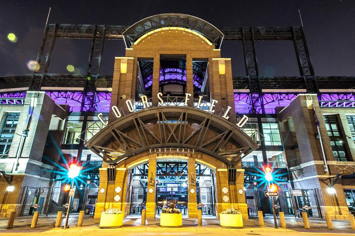 MLB Menu 2018: Where to Eat and Drink at Coors Field - Eater Denver