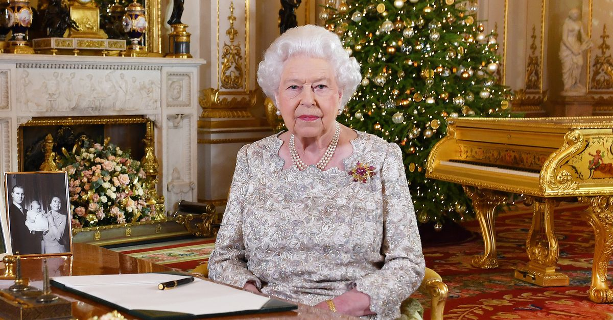 Queen Elizabeth will deliver her Christmas Day message via Alexa this year, if you ask
