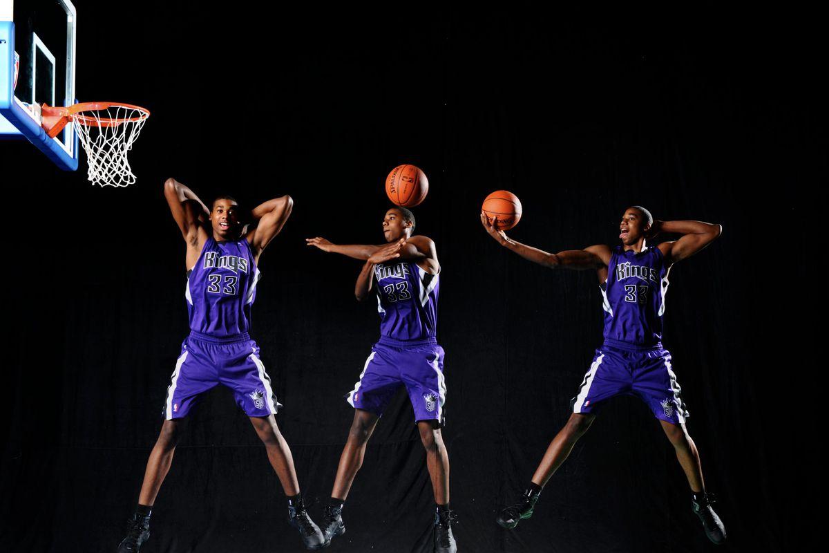2010 NBA Rookie Portraits