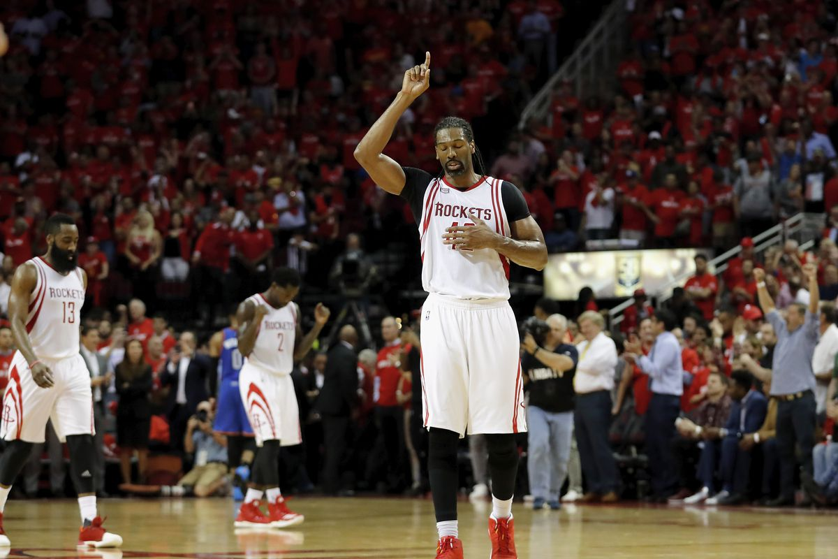 Nene re-signs with Rockets for three years