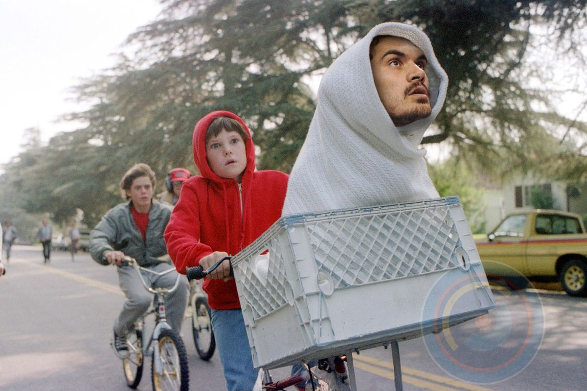 Just like ET!