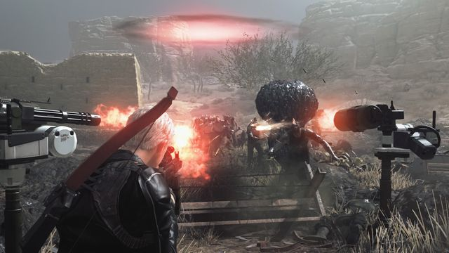 <em>Metal Gear Survive</em>