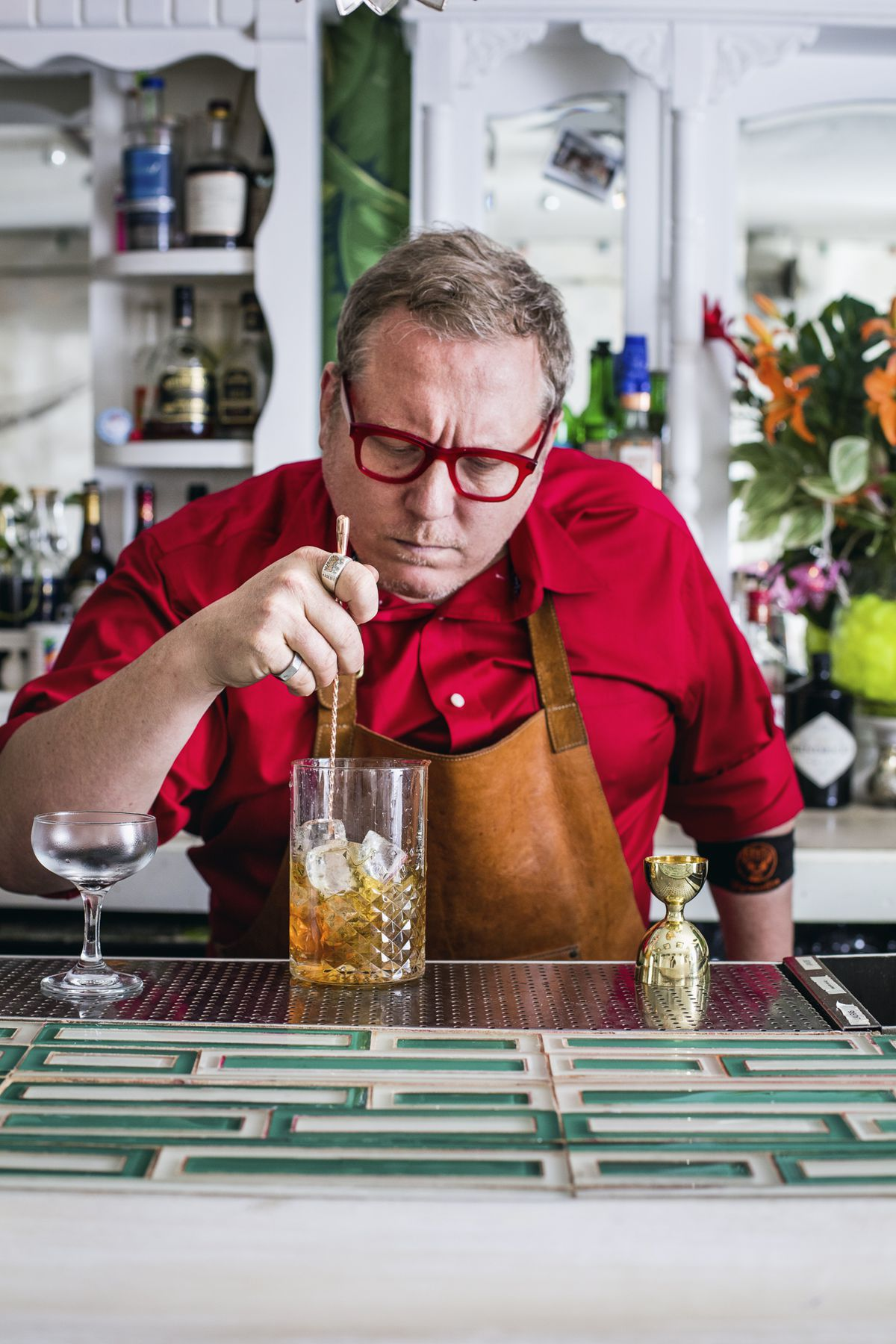 Souther Teague is now overseeing the food and drink menus