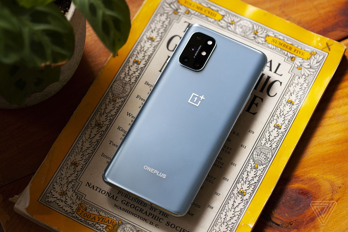 OnePlus 8T review: the numbers game - The Verge