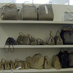 Half of the bag selection.