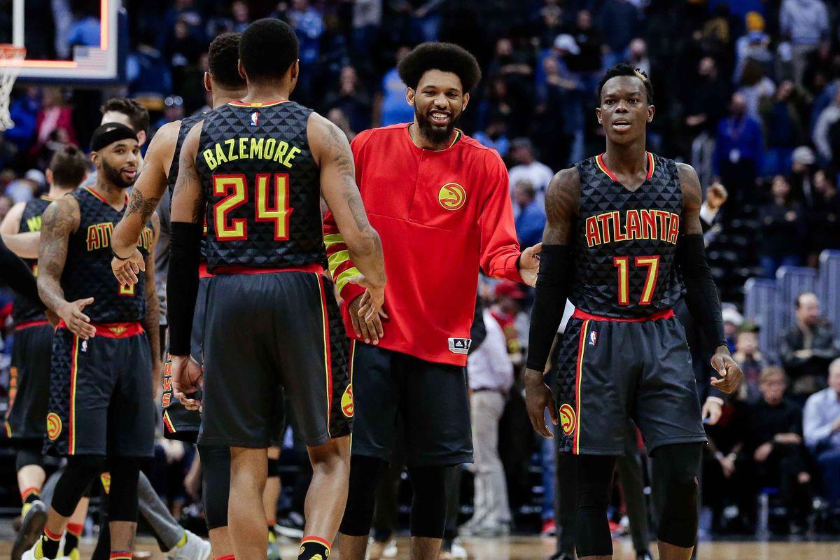 Atlanta Hawks Depth Chart Breaking Down The Cur Roster