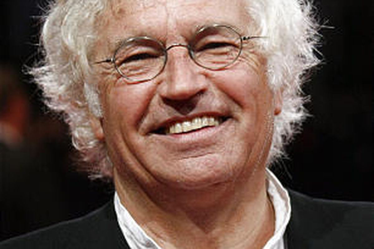 French director Jean-Jacques Annaud