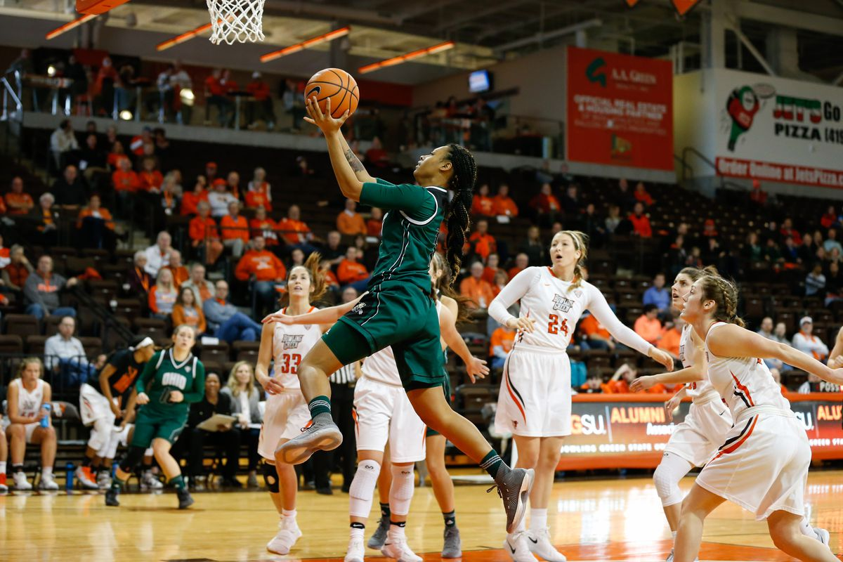 COLLEGE BASKETBALL: JAN 20 Women's - Ohio at Bowling Green