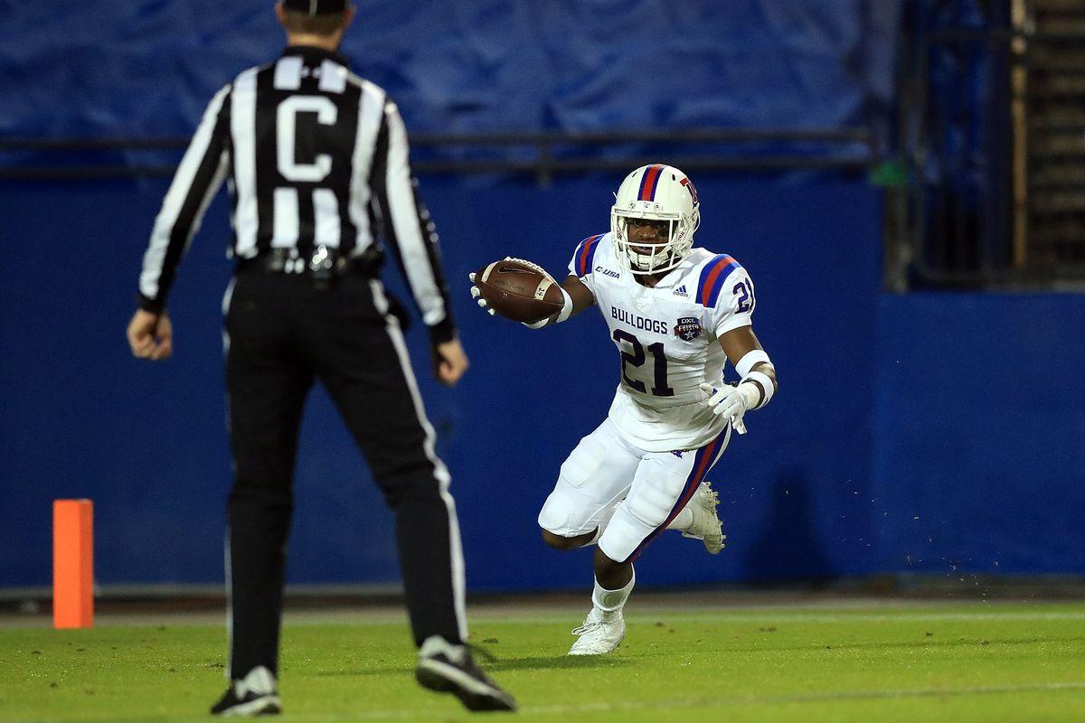 DXL Frisco Bowl - Louisiana Tech v SMU