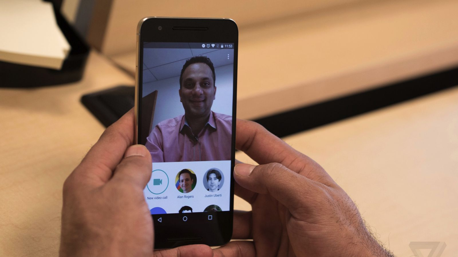 Google Duo makes mobile video calls fast and simple - The Verge